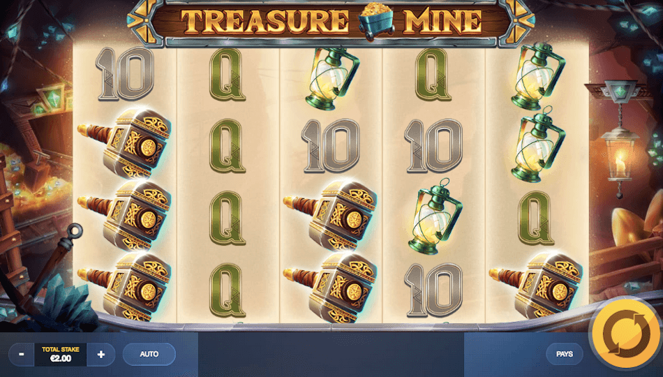 Treasure Mine