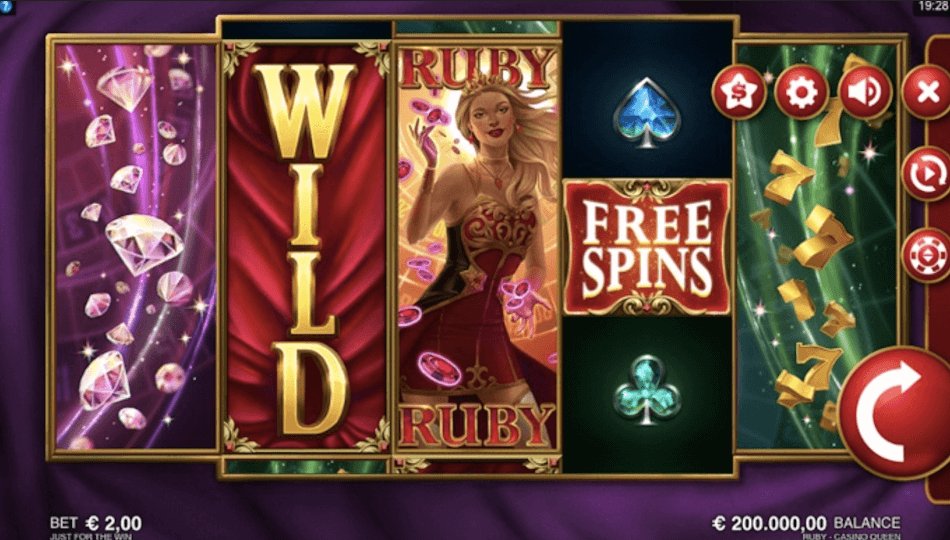 Ruby Casino Queen