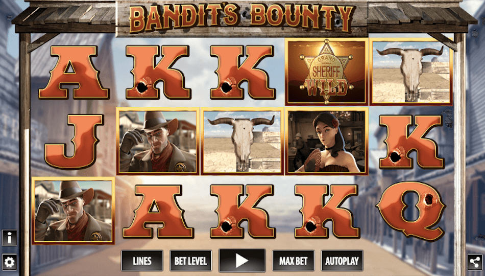 Bandits Bounty HD