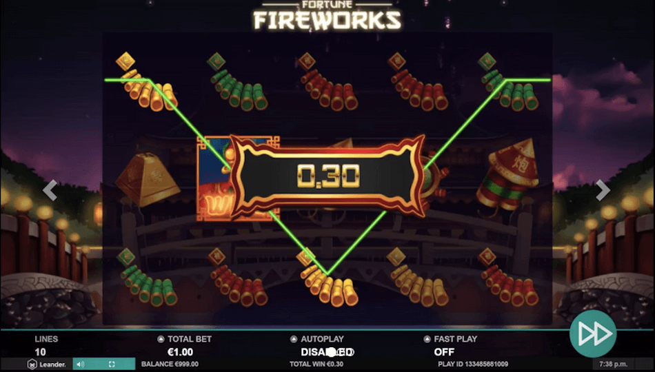 Fortune Fireworks