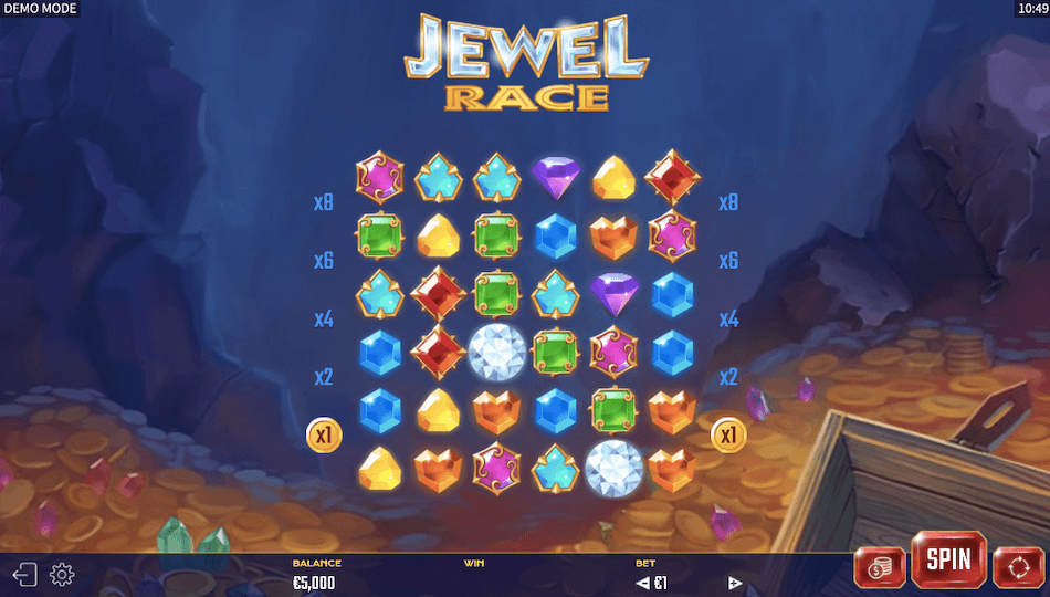 Jewel Race